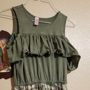 Justice Girl's dress size 14/16